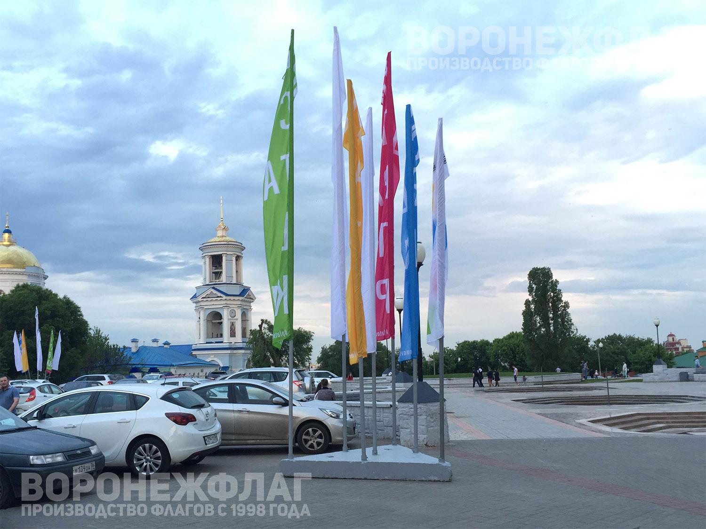 флаги-платоновского-фестиваля-в-воронеже