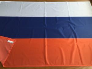 флаг россии в Воронеже