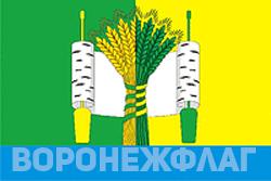 Флаг Берёзово в векторе
