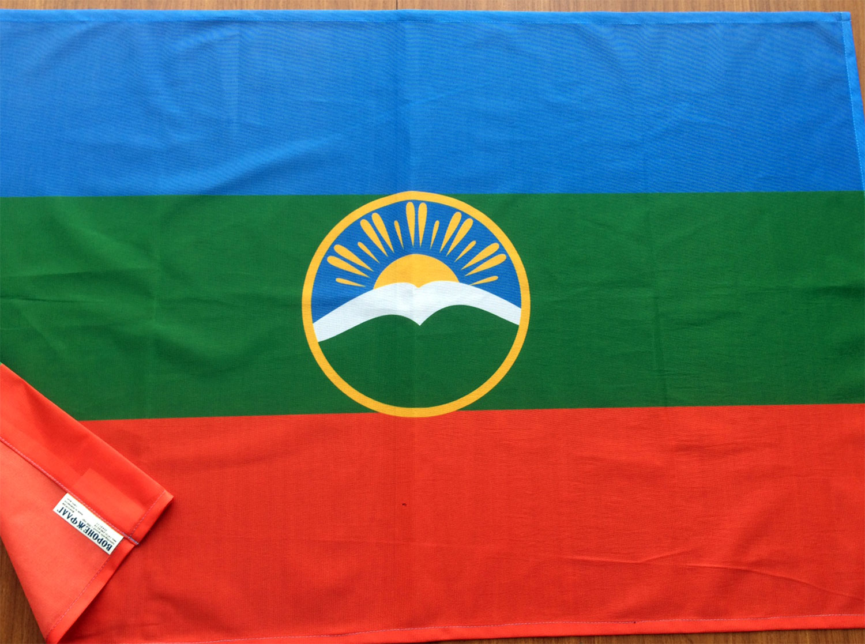 Флаг карачаево черкесии фото