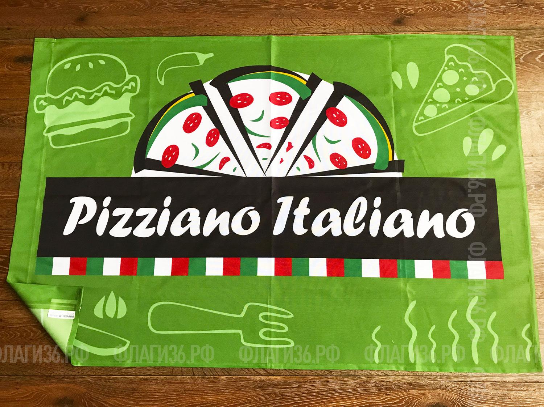 флаги-pizziano-italiano-Воронеж