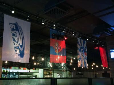 печать флагов Воронеж БУРАН