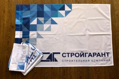 флаги-для-строительной-компании-стройгарант-Воронеж