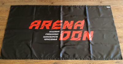 флаг-для-академии-смешанных-единоборств-ARENA-DON-Воронеж