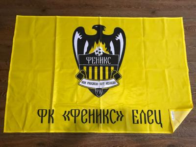 флаг-для-футбольного-клуба-феникс-елец-Воронеж
