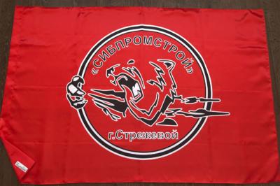 флаг-сибпромстрой-в-Воронеже