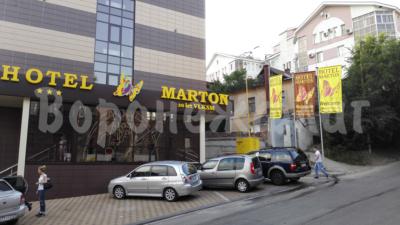 флагштоки для отеля MARTON Воронеж