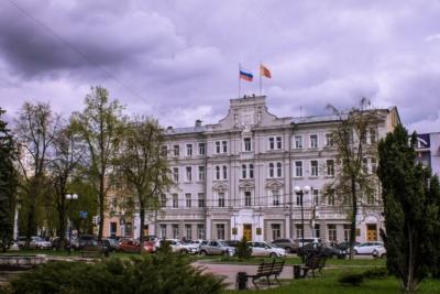 флаги для администрации Воронежа